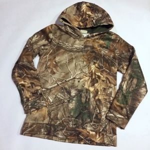 REDHEAD FOR YOUTH basspro hooded sweatshirt